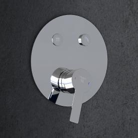 Steinberg Sensual Rain Unterputz-Einhebelmischbatterie für 2 Verbraucher