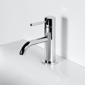 Steinberg Serie 100 Kaltwasser-Armatur chrom, ohne Ablaufgarnitur