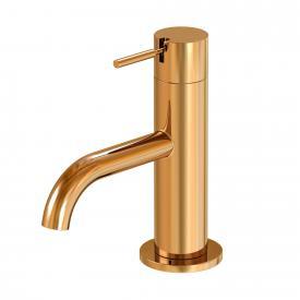 Steinberg Serie 100 Kaltwasser-Armatur rosegold, ohne Ablaufgarnitur