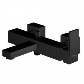Steinberg Serie 135 / 160 Wanne-/Brause-Einhebelmischer schwarz matt