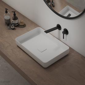Steinberg Serie 260 das NEUE Fertigmontageset für Waschtisch-Einhebelmischer schwarz matt