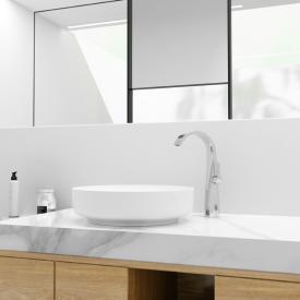 Steinberg Serie 280 Waschtisch-Einhebelmischer chrom