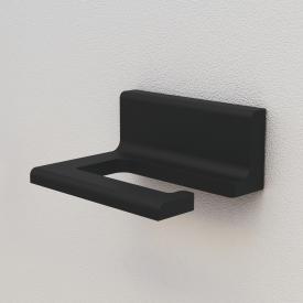 Steinberg Serie 430 Toilettenpapierhalter schwarz