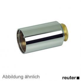 Steinberg Verlängerungsset 25 mm für Unterputz-Wanne/Brause-Einhebelmischer mit Umsteller chrom