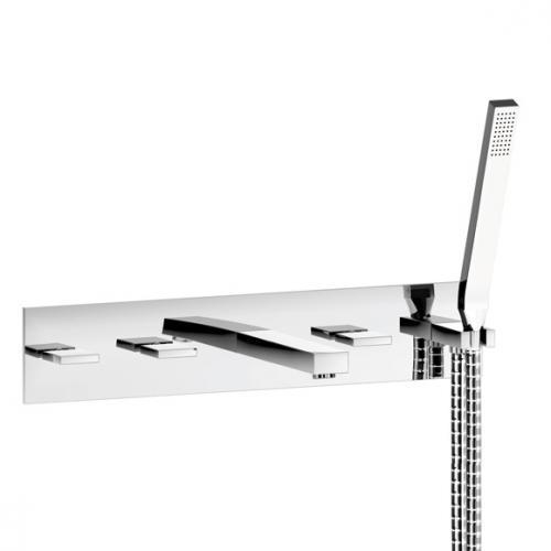 steinberg serie 160 5 loch wanne brause unterputzarmatur 160 2692 reuter. Black Bedroom Furniture Sets. Home Design Ideas