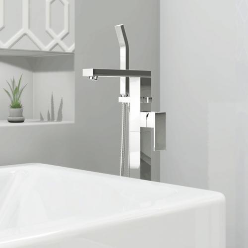 steinberg serie 160 freistehende wanne brause armatur 160 1163 reuter. Black Bedroom Furniture Sets. Home Design Ideas