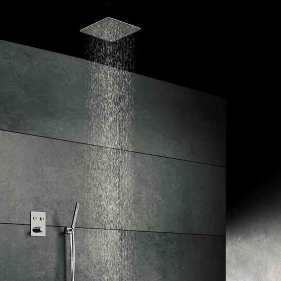 "Steinberg Sensual Rain ""Relax Rain"" Regenpaneel edelstahl poliert"