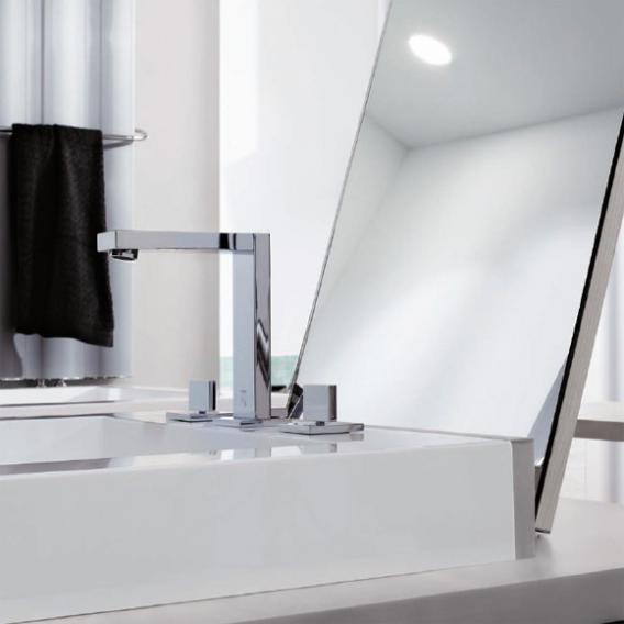 Steinberg Serie 160 3-Loch Waschtisch-Armatur mit Ablaufgarnitur