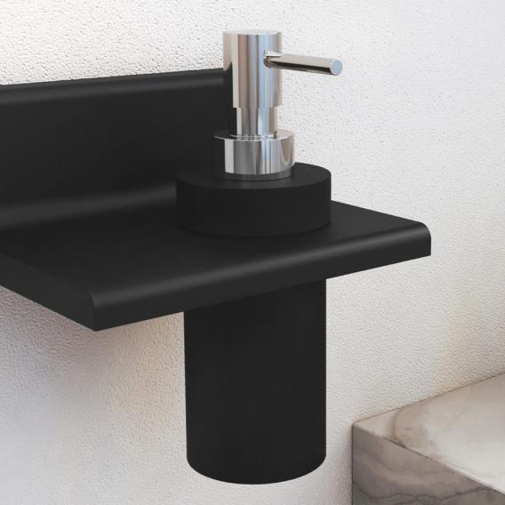 Steinberg Serie 430 Seifenspender schwarz