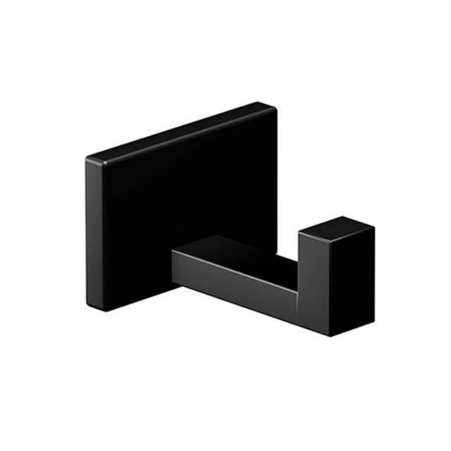 Steinberg Serie 450 Handtuchhaken schwarz matt