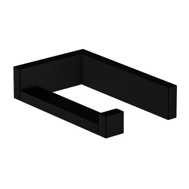 Steinberg Serie 460 Toilettenpapierhalter schwarz matt