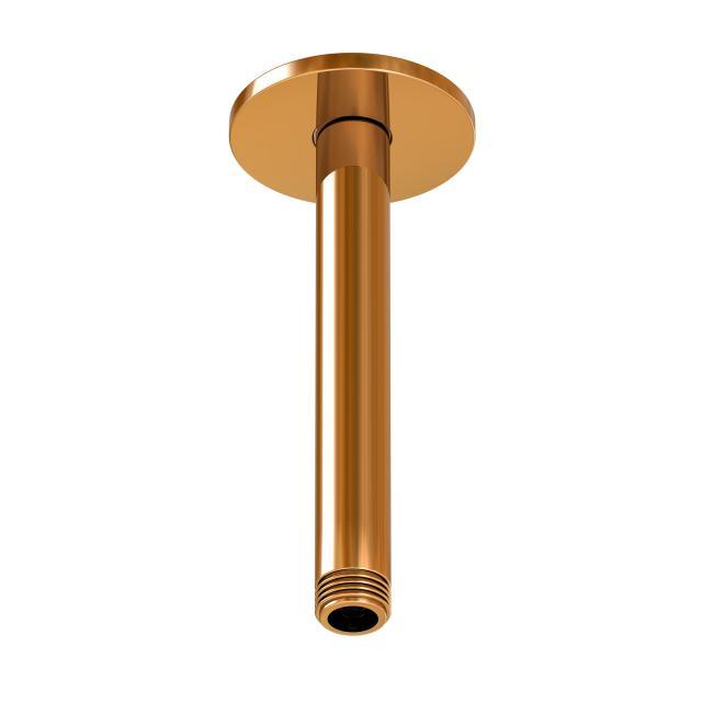 Steinberg Universal Brausearm Deckenmontage rosegold