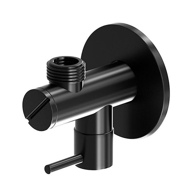 Steinberg Universal Eckventil schwarz matt
