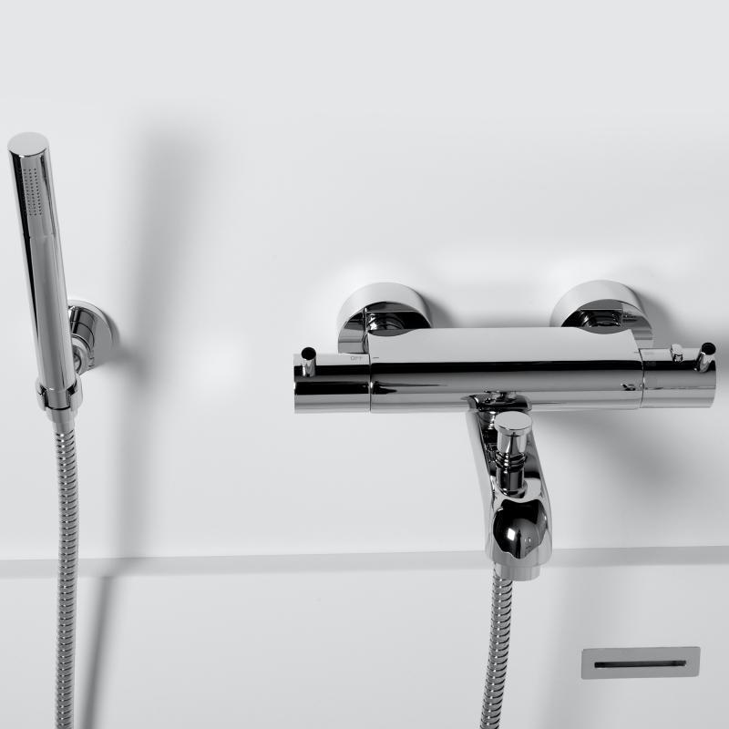 steinberg serie 100 wanne brause aufputzthermostat 1 2 100 3100 reuter. Black Bedroom Furniture Sets. Home Design Ideas