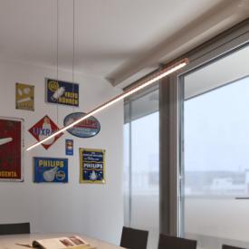 STENG Licht AX-LED LED Pendelleuchte horizontal
