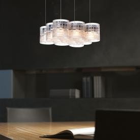 Steng Licht COMBILIGHT LED Pendelleuchte 9-flammig