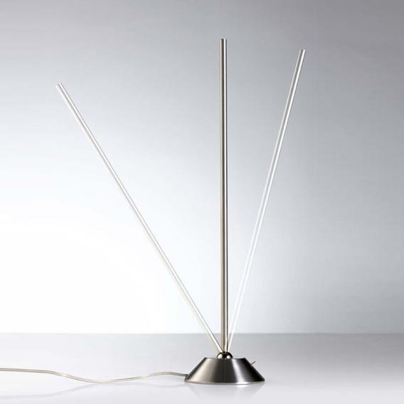 Steng Licht AX-LED Tischleuchte mit Dimmer