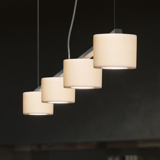 STENG Licht TJAO ZIP LED Pendelleuchte 4-flammig
