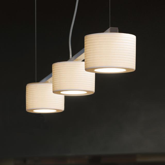 STENG Licht TJAO ZIP LED Pendelleuchte 3-flammig