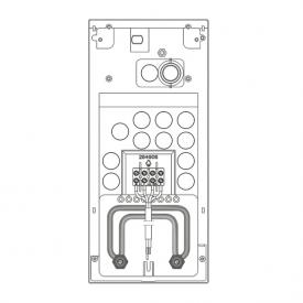 Stiebel Eltron Montagerahmen für Durchlauferhitzer DHF-C