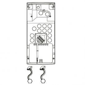 Stiebel Eltron Rohrbausatz für Versatzmontage mit Universal-Montagerahmen