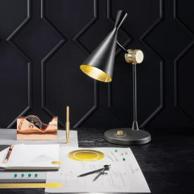 Tom Dixon Beat Table Tischleuchte mit Dimmer