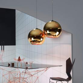 Tom Dixon Copper Round 25 Pendelleuchte