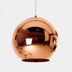 Tom Dixon Copper Round 45 Pendelleuchte