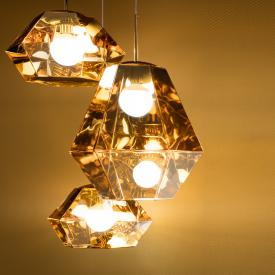 Tom Dixon Cut Tall Pendelleuchte