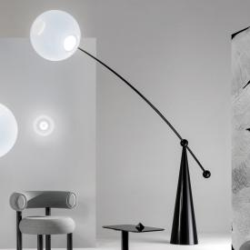Tom Dixon Opal Arc LED Stehleuchte