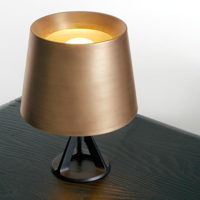 Tom Dixon Base Tischlampe