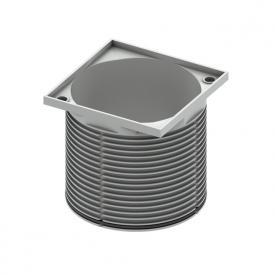 TECE drainpoint S Rostrahmen Kunststoff, 100 mm, ohne Rost
