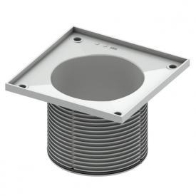 TECE drainpoint S Rostrahmen Kunststoff, 150 mm, ohne Rost