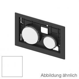 TECE loop Baukasten Betätigungseinheit für 2-Mengen-Technik weiß