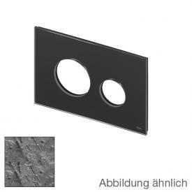 TECE loop Baukasten Blende für 2-Mengen-Technik schiefer