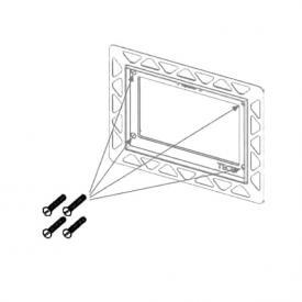 TECE loop / square / now Verstellbolzen 18-33 mm (Verlängerung) zu Einbaurahmen