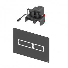 TECE lux Mini Betätigungsplatte mit elektronischer Touch-Betätigung schwarz
