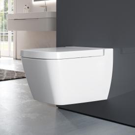TECE one Wand-Tiefspül-WC, SET, mit WC-Sitz