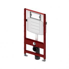 TECE profil Wand-WC-Modul mit Geberit Spülkasten, H: 112 cm, Betätigung von vorne