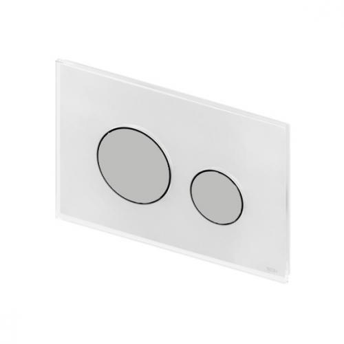 tece loop glas wc bet tigungsplatte f r 2 mengen technik wei chrom matt 9240659 reuter. Black Bedroom Furniture Sets. Home Design Ideas