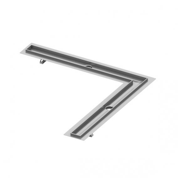 TECE drainline Winkelrinne L: 90/90 cm