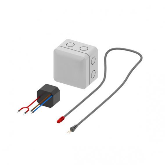TECE lux Anschlussset für elektrischen Anschluss der sen-Touch-Glasplatte