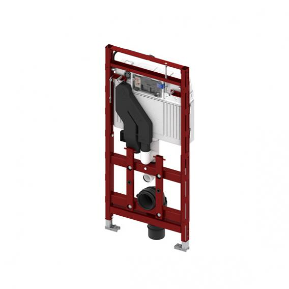 TECE lux Wand-WC-Modul 400, H: 112 cm, nachträglich höhenverstellbar, Geruchsabsaugung