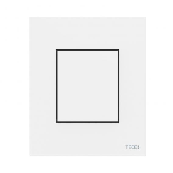 TECE now Urinal-Betätigungsplatte  inkl. Kartusche weiß