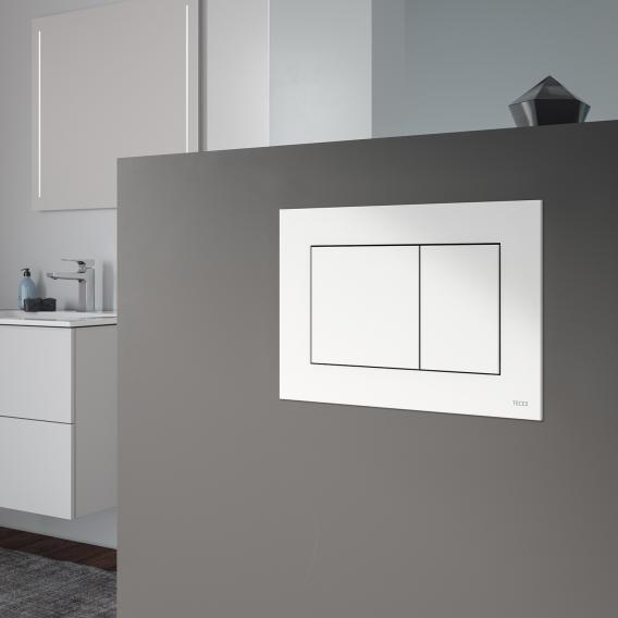 TECE now WC-Betätigungsplatte weiß