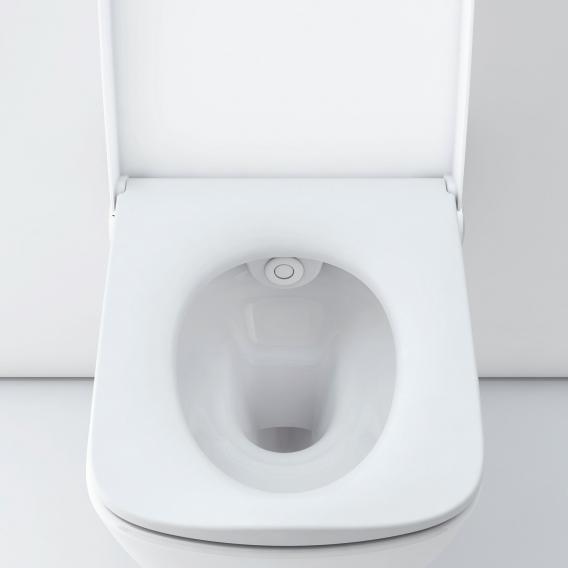 TECE one Wand-Tiefspül-WC, mit Duschfunktion SET