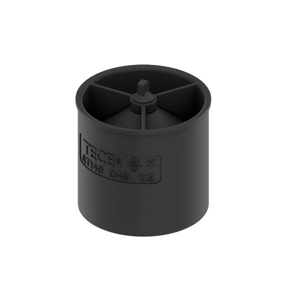 """TECE drainline Membran-Geruchsverschluss für Ablauf """"flach"""""""