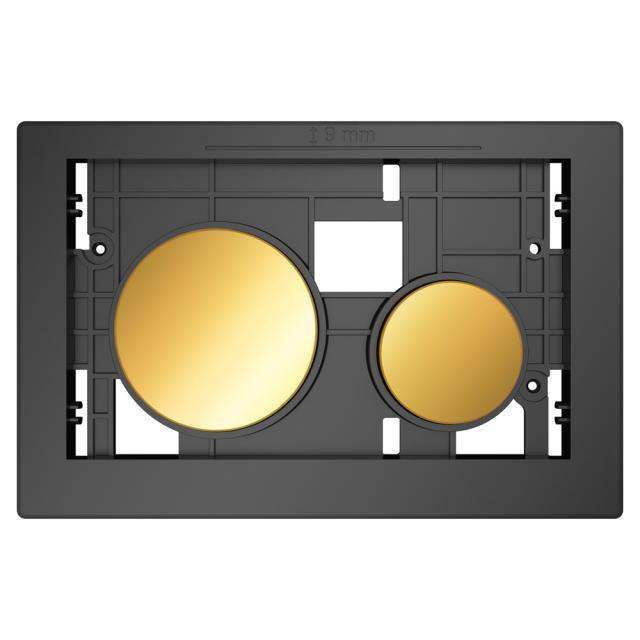 TECE loop Baukasten Betätigungsplatte gold