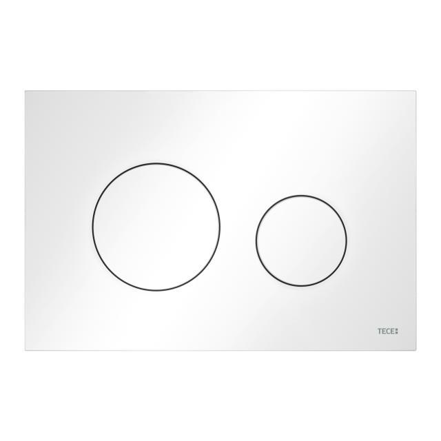 TECE loop WC-Betätigungsplatte weiß