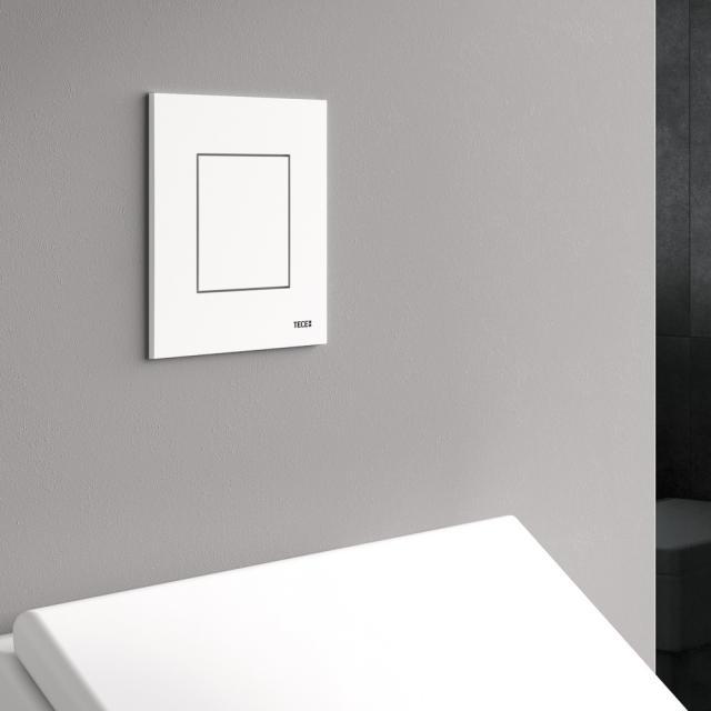 TECE now Urinal-Betätigungsplatte inklusive Kartusche weiß